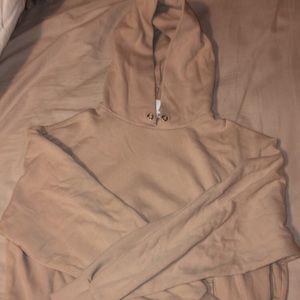 Large hoodie